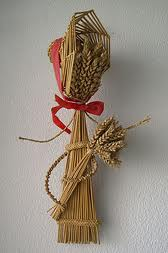 Corn Dolly for fertility and good harvest