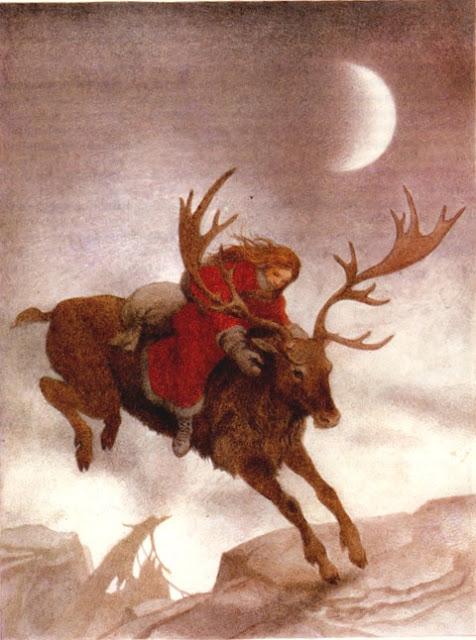 Risultati immagini per night fantasy winter dragon magic gifs
